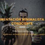 alimentacion minimalista y consciente