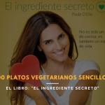 platos vegetarianos sencillos