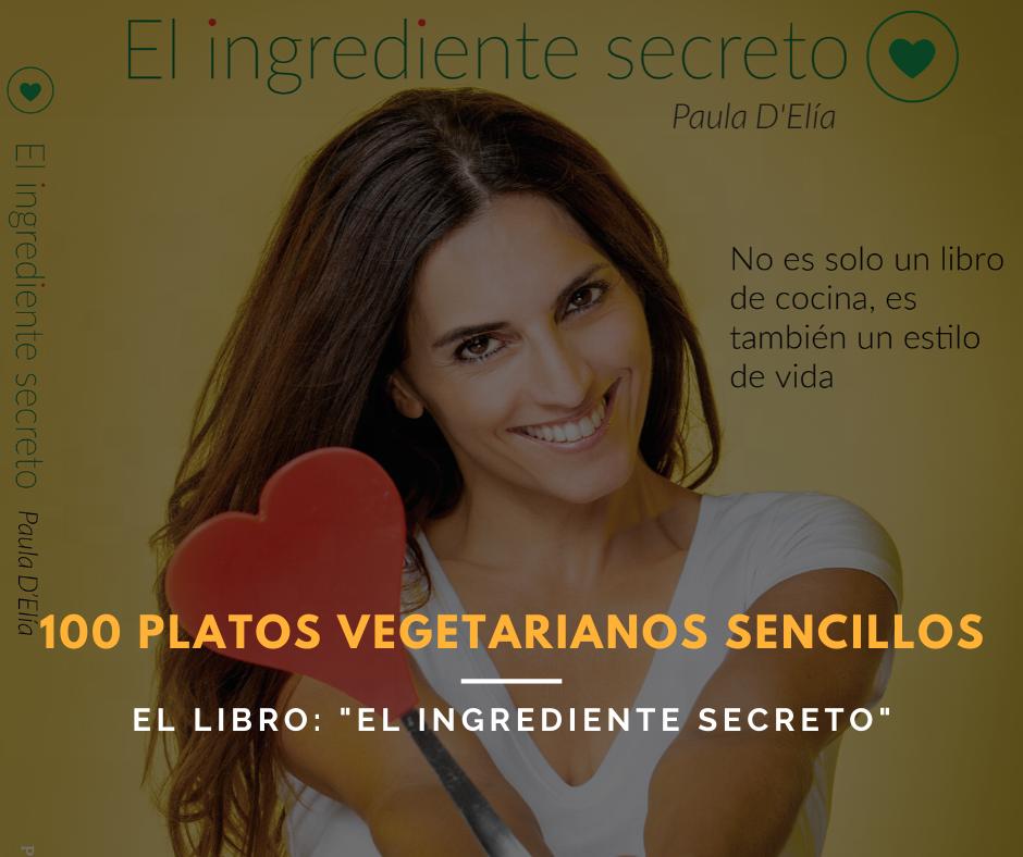100 platos vegetarianos sencillos